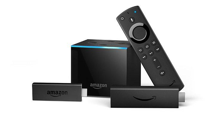 Amazon Fire TVシリーズ